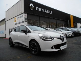 Renault Clio IV TCE 90 CV Limited / 1ER MAIN