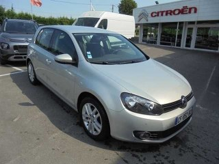 Volkswagen Golf Golf 1.6 TDI 105 FAP CR BlueMotion Confortline 136500 km