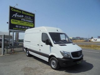 Mercedes Sprinter 313 cdi/ BlueEfficiency VO: 1097