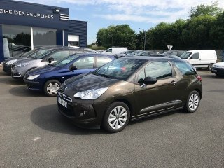 DS DS3 CHIC 1.2L ESS 82CV BVM5 60180 km