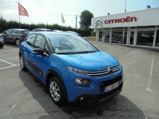Citroën C3 PureTech 82 Feel 38975 km