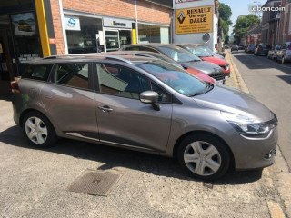 CLIO 4 ESTATE 1.5 DCI 75 CV ENERGY ZEN