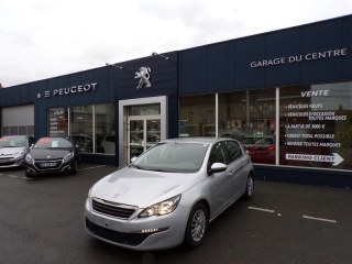 Peugeot 308 Peugeot 308 1.6 HDI 92CH ACTIVE BUSINESS 117313 km