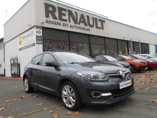 Renault Megane III TCE 115 CV Limited Energy