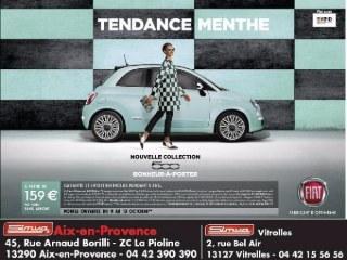 Spot publicitaire Fiat 500 - Bonheur-à-porter -