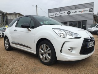Citroën DS3 1.6 HDI 90 FAP AIRDREAM SO CHIC 58500 km