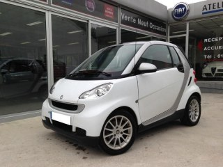 Smart Fortwo Cabriolet CDi 45ch Passion Softouch 104400 km