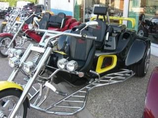 Trike Rewaco RF1 GTR turbo 201 CV