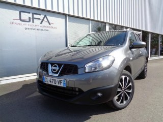 Nissan Qashqai 2.0 dCi 150ch FAP Connect Edition All-Mode BVA Euro5 32000 km