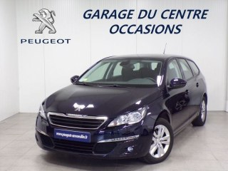 Peugeot 308 SW 1.6 Hdi 100ch Active Business 22984 km
