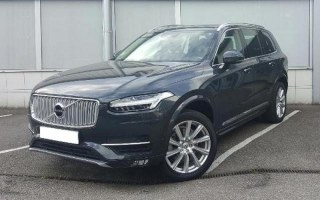 Volvo XC90 D5 AWD 225ch Inscription Luxe Geartronic 7 places 59666 km