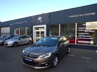 Citroën C4 PURETECH 130CH FEEL EAT6 53495 km