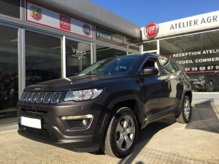 Jeep Compass 2.0 MultiJet II 140ch longitude business 4x4 BVA9 10 km