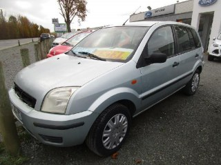 Ford Fusion 1.4 TDCI 228000 km