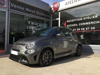 Abarth 595 1.4 Turbo T-Jet 145ch 595 MY17 BVA 1365 km
