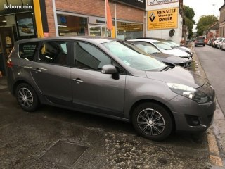 Renault Grand scenic 3 dci 130 cv expression gps 7 places