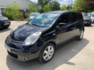 Nissan Note 1.5 l dCi 106 ch Life 102000 km