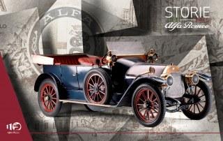 « Storie Alfa Romeo » Episode Un : à bord de la 24HP, des origines aux premières victoires internationales (1906-1925)