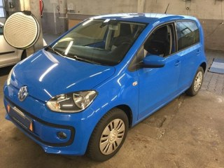 Volkswagen Up! 1.0 60CH BLUEMOTION MOVE UP! 5P 24000 km