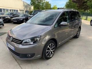 Volkswagen Touran 1.6 TDI 105 FAP BlueMotion Confortline DSG7 - 7 places 120000 km
