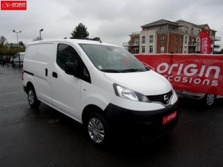 Nissan NV200 FOURGON BUSINESS 1.5 DCI 90 136130 km