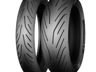 Pneus 2014 : MICHELIN PILOT POWER 3