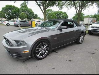 Ford Mustang GT 5.0 CABRIOLET 80500 km