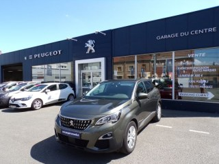 Peugeot 3008 PEUGEOT 3008 1.5 BLUEHDI 130CH EAT8 ACTIVE BUSINESS 28775 km