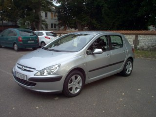 PEUGEOT 307 2.0 HDI XS 110CH  5 portes