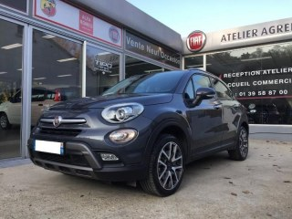 Fiat 500 X 2.0 Multijet 16v 140ch Cross+ 4x4 AT9 38000 km