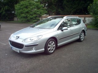 PEUGEOT 407 SW 2.0HDI 136CH EXECUTIVE