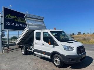 Ford Transit Benne 170ch / 24 000 kms