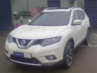 Nissan X-Trail 1.6 dCi 130 5pl Connect Edition Xtronic A 48457 km