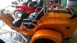 TRIKE REWACO ST3 1500CC