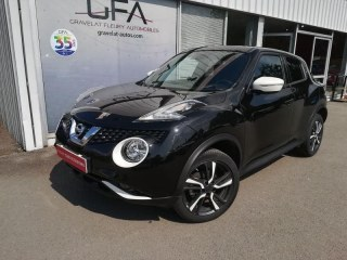 Nissan Juke 1.5 dCi 110ch Connect Edition Euro6 63143 km