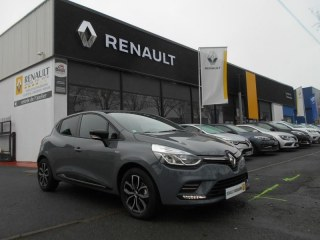 Renault Clio IV TCE 75 CV Limited