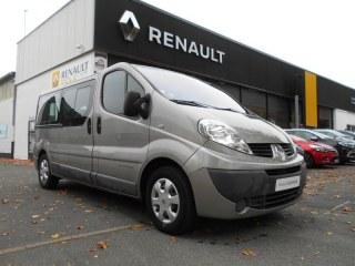 Renault Trafic L2H1 2.0 DCI 115 CV Expression FAP