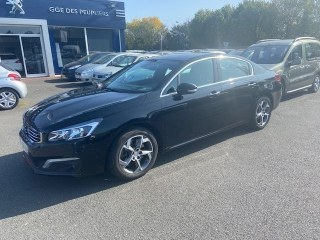 Peugeot 508 ALLURE 2.0L BLUEHDI 180CV EAT6 118417 km