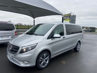 Mercedes Vito 116 cdi 9 Places / 2018 / 24 880 HT