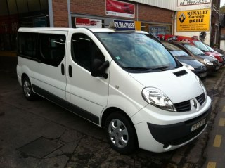 RENAULT GRAND TRAFIC 2 PHASE 2  9 PLACES 2.0 L DCI 115 CV BV6 EXPRESSION