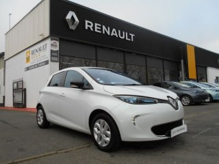 Renault Zoé Life charge rapide