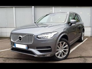 Volvo XC90 D5 AWD 235ch Inscription Luxe Geartronic 7 places 8000 km