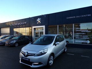 Renault Scenic RENAULT SCENIC III 1.5 DCI 110CH BUSINESS 63610 km