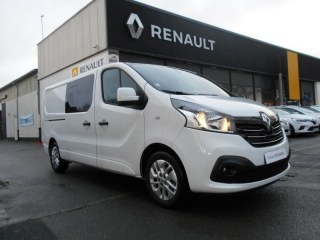 Renault Trafic C.A L2H1 DCI 145 CV Energy Grand Confort