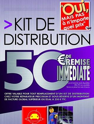 Kit distribution
