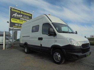 Iveco Daily 35C15 V12 / 7 Places VO : 1079