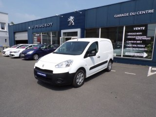 Peugeot Partner Hdi 75ch Pack CD Clim 3 places 79071 km