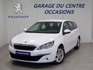 Peugeot 308 SW 1.6 Hdi 100ch Active Business 160138 km