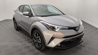 TOYOTA C-HR 122CV HYBRID GRAPHIC