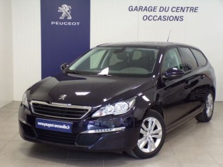 Peugeot 308 SW 1.6 Hdi 120ch Active Business 54139 km